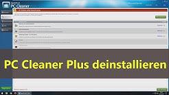 SparkTrust PC Cleaner Plus deinstallieren