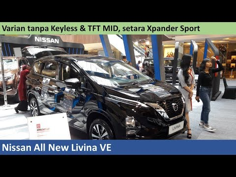 Nissan All New Livina VE Review - Indonesia