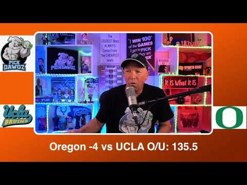 Oregon vs UCLA 3/3/21 Free College Basketball Pick and Prediction CBB Betting Tips