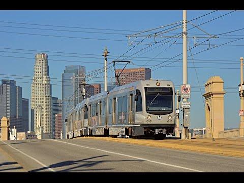 LA Metro Light Rail System Wide Action