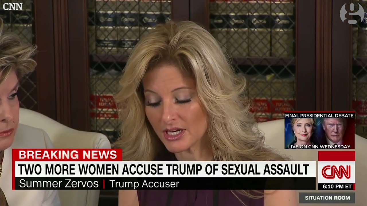 The sexual misconduct allegations against Donald Trump – the full ...