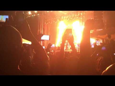 Disturbed - Down With The Sickness | El Paso, Tx 10/19/2016