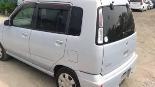 Видео-тест автомобиля Nissan Cube (AZ10-307182, CGA3, серебро, 2002г)