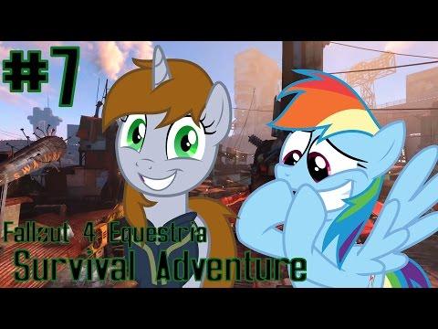 Fallout 4 Equestria: Survival Adventure (MLP Mods) Part 7