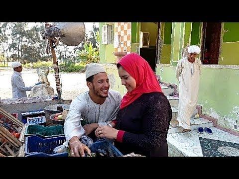 لن تصدق مافعله الحاج سعد في بائع الخضار بسبب اختة بطه / شيء غير متوقع / اضحك من قلبك 😂😂