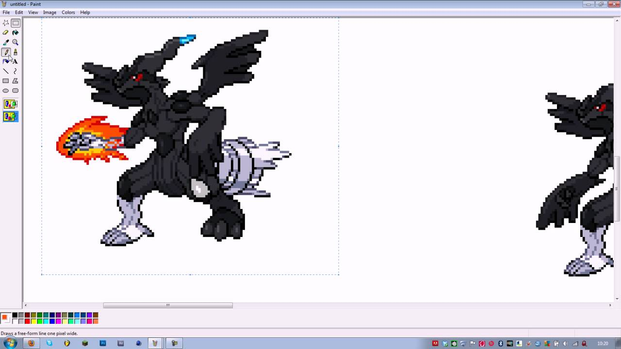 zekrom reshiram combined - photo #4