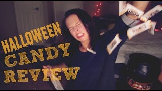 HALLOWEEN CANDY REVIEW GONE WRONG