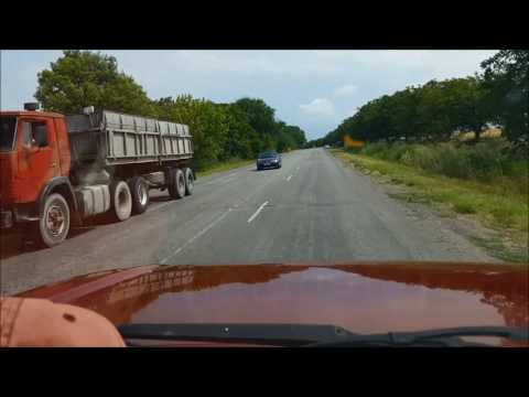 Driving to Transnistria - Our Family Journey back to the USSR
