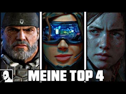 Meine absoluten Top 4 Most Wanted Games 2019 ! DerSorbus
