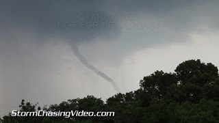 Unexpected Waterspout in the Florida Keys over Tavernier, FL