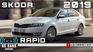 2019 SKODA RAPID Review