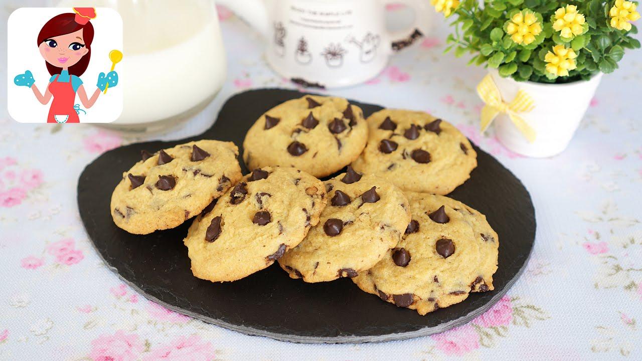 Damla Çikolatalı (Cookie) Kuki