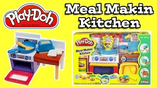 Play Doh Meal Makin Kitchen