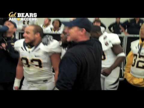 Cal Football: 112th Big Game Locker Room Celebration