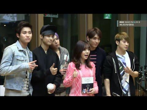 150401 FTISLAND @ MBC Sunny's FM Date