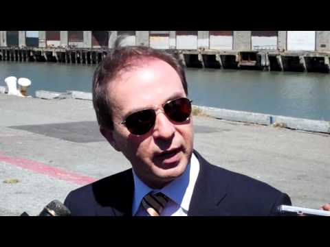 Joe Lacob on privately financing SF Arena