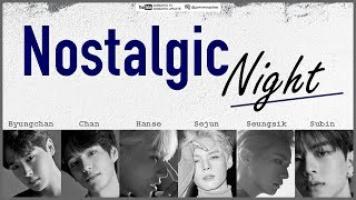 VICTON - Nostalgic Night [EasyLyrics/IndoSub] by GOMAWO