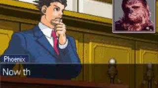 Phoenix Wright - Turnabout Defense