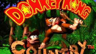 Donkey Kong Country Music SNES - Jungle Groove