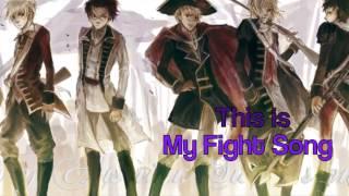 Hetalia - Fight Song