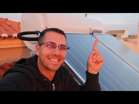 i-installed-solar-hot-water-panels-|-thermal-collector