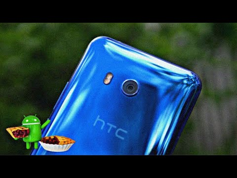 HTC U11 Official 9 0 Pie Update (FINAL)