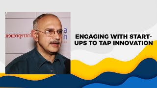Engaging with start-ups to tap