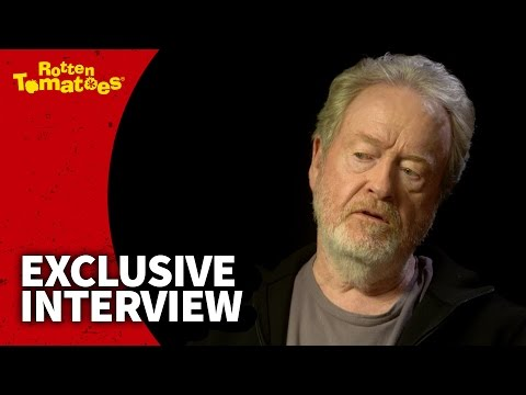 Ridley Scott on Blade Runner's Tears in Rain Monologue (2017) | Rotten Tomatoes