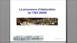 Série #10 Mettre en oeuvre une démarche ISO 26000 - Pierre Mazeau, EDF