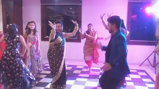 Marriage dance masti -Haryanvi dance