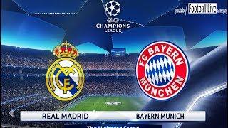 Pes 2018 | real madrid vs bayern munich | uefa champions league (ucl) | gameplay pc