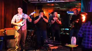 Blues at the Alley Bar Sanford, Florida, Live with Tony Del Guidice, Chris Nordman, Dante Renolds..