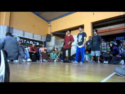Funkill Nation vs Original Bboy // BREAKIN...