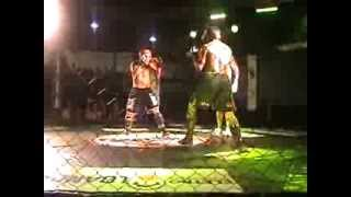 WHT Loanda Bruno Villar VS Massaranduba