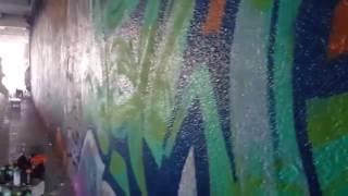 Graffiti Krakow JAWZ