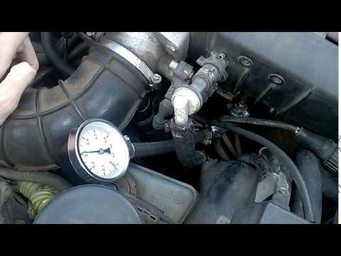 где находиться регулятор давления топлива bmw e39