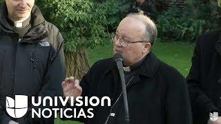 Investigadores de abuso sexual de El Vaticano hablan sobre su segunda visita a Chile.