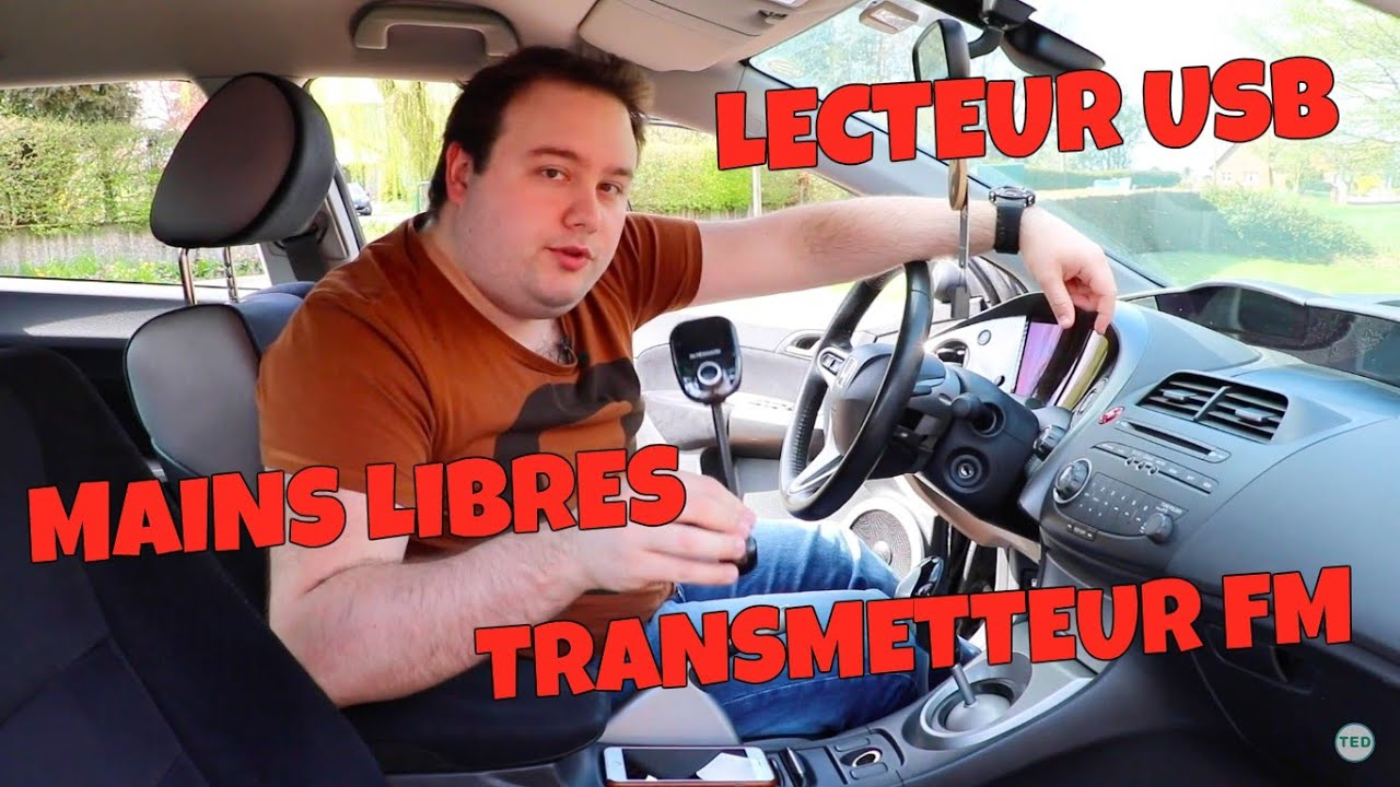 Kit main libre voiture youtube