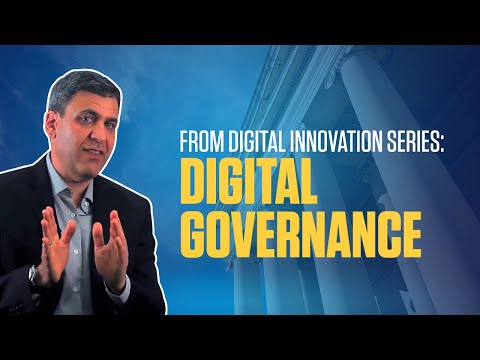 FROM Digital Innovation Series: Digital Governance