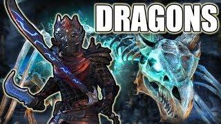 ESO - DRAGON SLAYIN TIME! (Elder Scrolls Online \