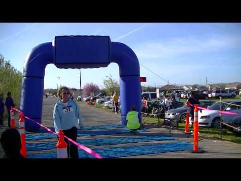 Wine Country Half Marathon and 5K -  Paso Robles, CA  - March 17th 2013
