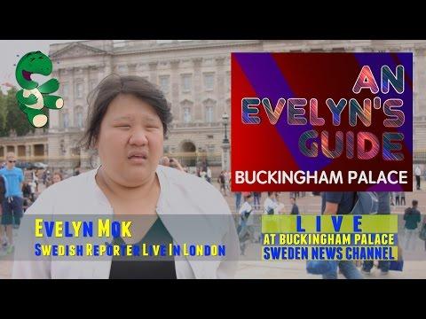 Buckingham Palace - A Swedish Guide To London