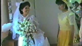 Our Wedding Day (Dodie & Ciely Pastores) - Part I of VI [Bride's Residence]