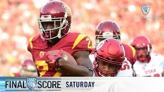 Highlights: USC football upsets No. 3 Utah