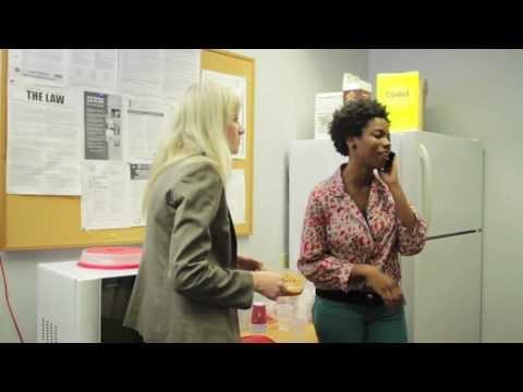 Livia Scott Sketch Program Outtake 1 with Sasheer Zamata & Shannon Coffey