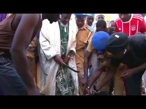 Download Sheikh saidu Hassan jingir ya yanka laiyansa da hannunsa