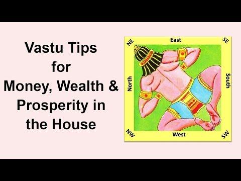 Vastu Tips for Money,Wealth in House Vastu tips For Home Vastu V Prasad Health Tips In Telugu 