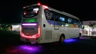 Malam sabtu bersama Sinar Jaya 24Rc | Wirosari-Balaraja (Trip report part 2)