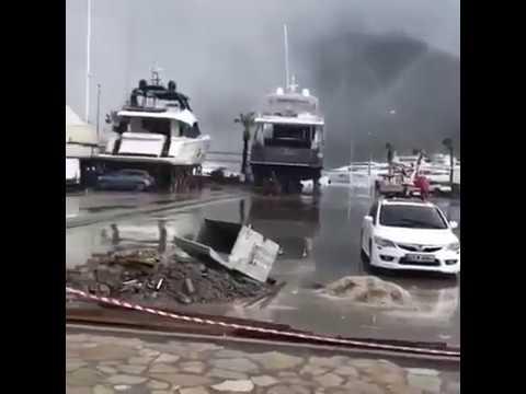 Twister in Marmaris Yacht Marina