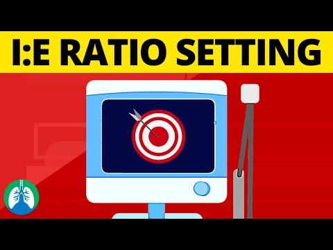How to set a precise I:E Ratio? (TMC Practice Question)   Respiratory Therapy Zone